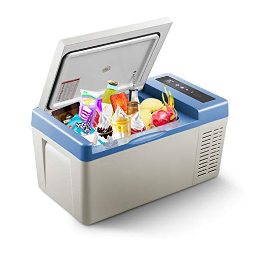 Draagbare autokoelkasten 12 V koelkast DC compressor auto koelkast vrieskast