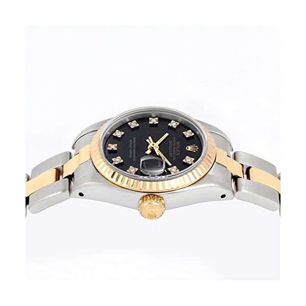 Fashion Shopping Rolex Datejust Swiss-Automatic Female Watch 69173 (Certified Pre-Owned)