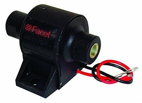 1x Facet 60104posi-flow eckig Kraftstoff Pumpe (60104-)