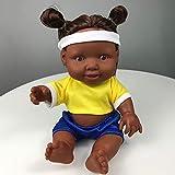 ASDAD LOL Doll Surprise For Girls Plastic Doll Toy para Niños Bebe Reborn Menina Corpo De Silicone Baby African Dolls Toys
