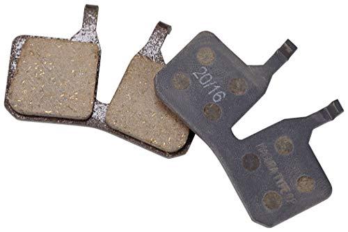 Magura 9.P, Performance, MT-Scheibenbremse 4 Kolben, 2 Einzelbeläge Bremsbelag, schwarz, One Size