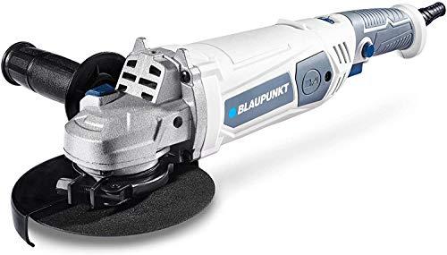 BLAUPUNKT - Amoladora angular profesional I Radial de 1200W (12000rpm)