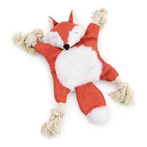 MYYXGS Hund Kuscheltier Spielzeug PlüSchtier Krabbenbisse Welpen Schreien Und DrüCken Verschiedene Hundespielzeug | PlüSchtier Hundespielzeug