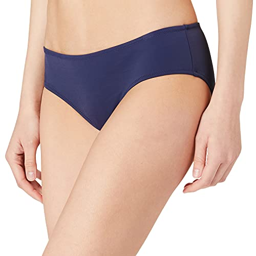 PUMA Damen Puma Swim Women's Hipster Bikini Bottoms, Navy, M EU