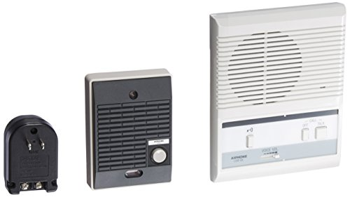 Aiphone LEM-1DLS Single-Door Access Sentry System Starter Kit with One Master Intercom