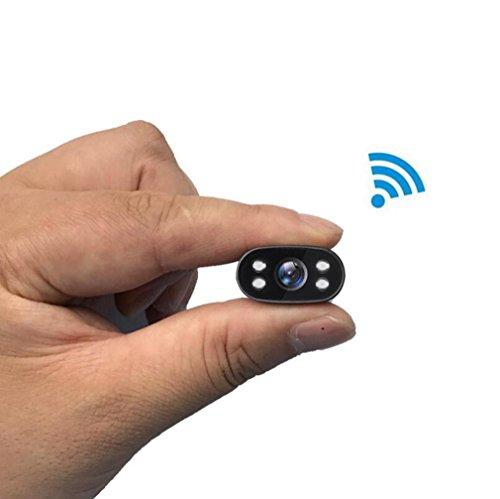 KDDL ® Ip-kamera WiFi Sicherheitssystem Home Security Kamera Mini Wireless Security Ip-kamera mit 1080 P HD Nachtsicht IP Cam
