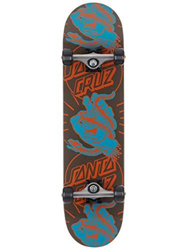 Santa Cruz Skateboard Komplett Set Snakebite 7.8