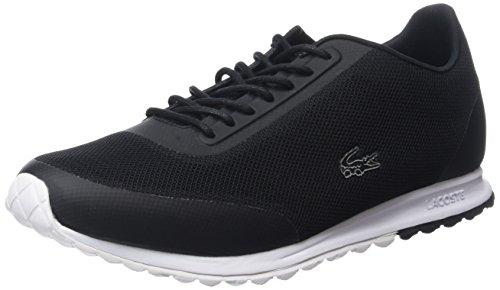 Lacoste Sport Damen Helaine Runner 116 3 SPW Sneaker, Schwarz (Blk), 39 EU