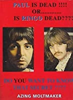 Paul Is Dead !!!! or. Is Ringo Dead ????? ビートルズブック コレクション