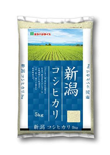 ミツハシラ 新潟県産コシヒカリ 5Kg
