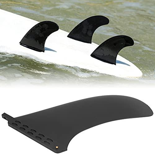 Lantuqib Aletas para Tablas de Surf, Aletas Flexibles para Tablas de Stand up Paddle Aletas para Tablas largas prácticas para Tablas de Stand up Paddle