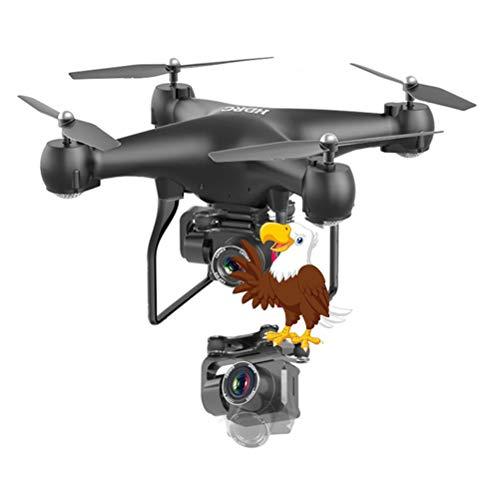 WXFXBKJ Nuevos Drones, RC Drone Quadrocopter UAV con cámara 4K Profesional WiFi Ancial de Gran Angular Fotografía Ancial Ultra-Life Control Remoto Toy (Color : 5 MP Camera White)