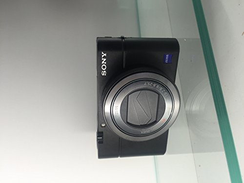 Sony RX100 IV Point and Shoot Camera
