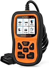 AUTOPHIX OBD2 Scanner Enhanced OM126P Vehicle Code Reader Auto Diagnostic Check Engine Light for All OBDII Car After 1996[Upgrade Version]
