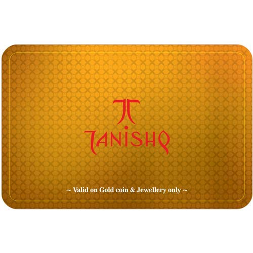 Tanishq Gold Coin Gift Card - Rs.1000
