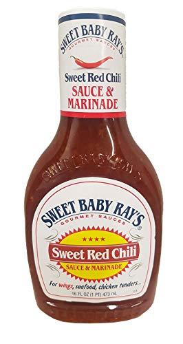 Sweet Baby Ray's Sweet Chili Wing Sauce Glaze, 16 Fluid Ounces