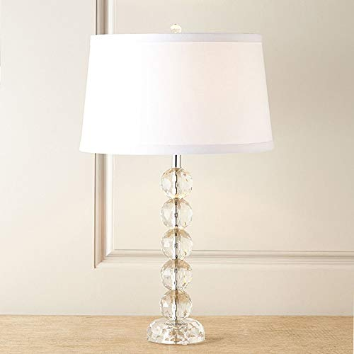LLYU eenvoudige moderne creatieve multi-laterale kristallen tafellamp persoonlijkheid slaapkamer bedlampje Nordic woonkamer decoratie decoratieve verlichting