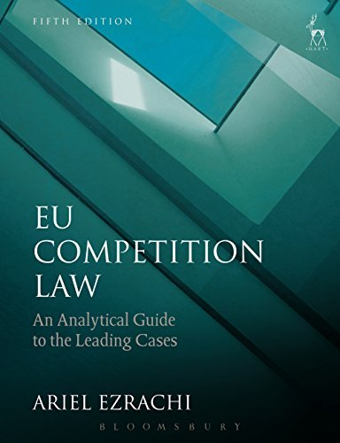 Image OfEU Competition Law: An Analytical Guide To The Leading Cases By Ariel Ezrachi(2016-09-08)