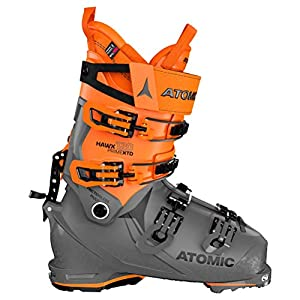 Atomic HAWX Prime XTD 120 Tech GW, Scarponi da Sci Unisex-Adulto, Anthracite/Orange/Black, 37.5 EU