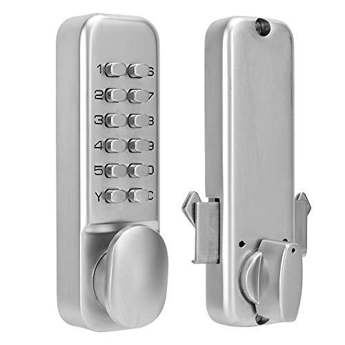 Digitales Türschloss, Schlüsselloses Mechanischem Codeschloss, 1-11 Digirt Kombination Türschloss für Garage/Hotel/Büro/Studio/