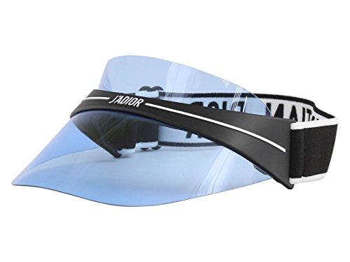 Gafas de Sol Dior DIORCLUB1 Visor Black White/Blue Unisex