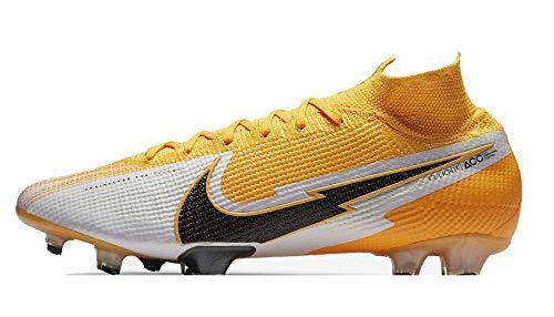Nike Superfly 7 Elite Fg - Zapatilla de fútbol para hombre (talla Aq4174-801), Naranja (Laser Naranja/Negro-blanco-laser Naranja), 37 EU
