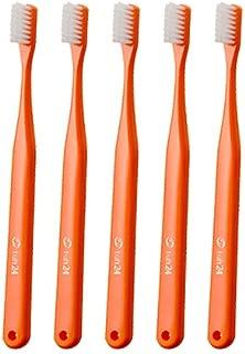 タフト24 歯ブラシ MSキャップなし 25本入 オレンジ