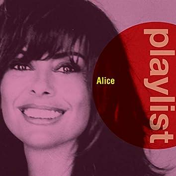 Playlist: Alice