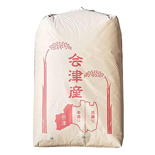 【玄米】会津産 玄米 もち米 ヒメノモチ 1等 30kg (長期保存包装) 令和2年産