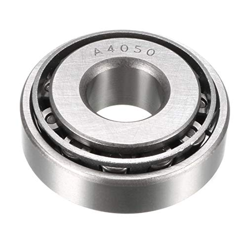 uxcell A4050/A4138 Tapered Roller Bearing Cone and Cup Set 0.5