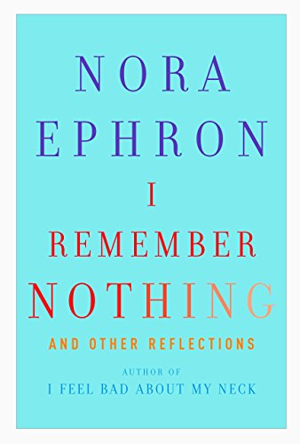 Image of I Remember Nothing: and Other Reflections