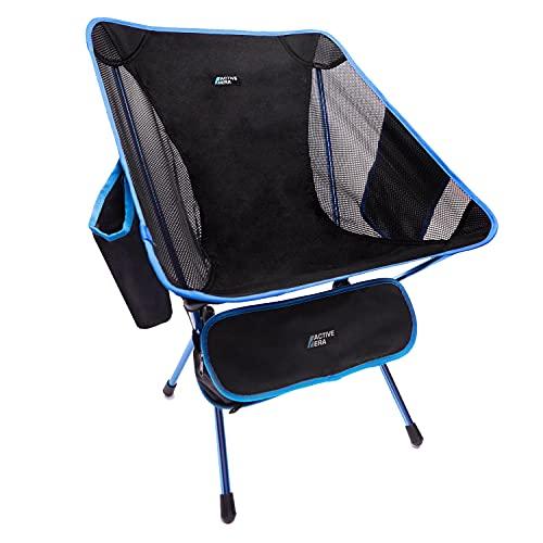 Active Era Premium Camping Chair - Ultra Lightweight Folding Chair, Compact...
