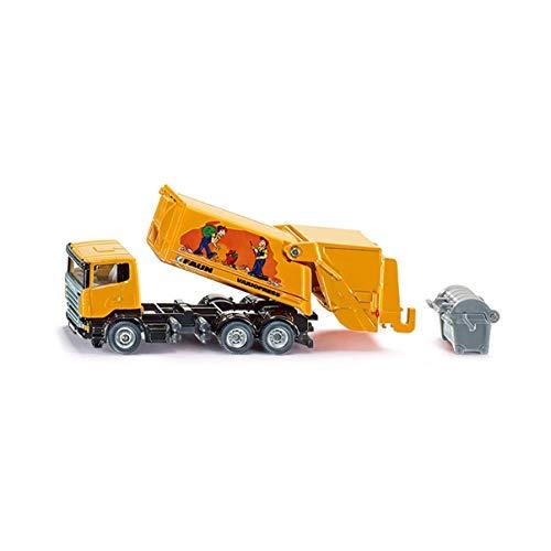 KKD Escala Modelo Simulación Vehículo Camión de basura Simulación