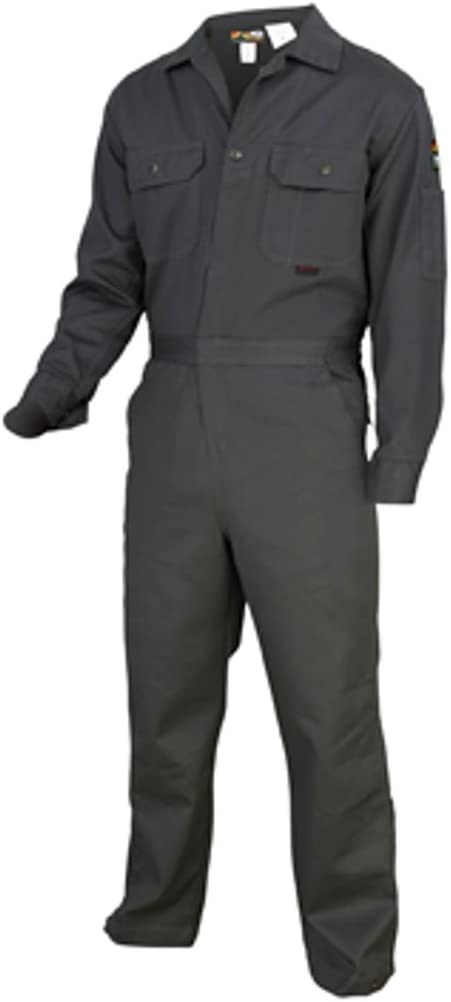 MCR Safety Excellent DC1G38 Deluxe Contractor Resistant S Coveralls Flame Max 54% OFF