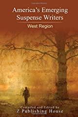America's Emerging Suspense Writers: West Region Paperback