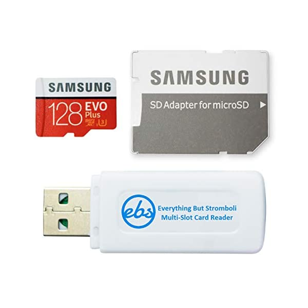 Samsung 128GB EVO+ Micro SD Memory Card for Samsung Phone Works with Galaxy Note...