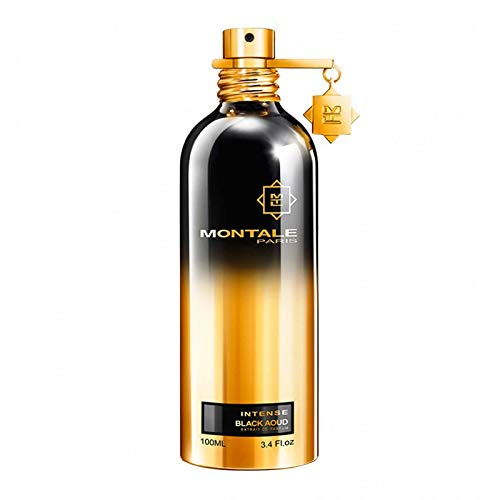 100% Authentic MONTALE Black AOUD Intense Extrait de Perfume 100ml Made in France + 2 Montale Samples + 30ml Skincare