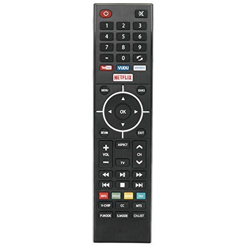 New - Remote Control for Element Smart TV E4SFT5017 E4STA5017 ELSW3917BF E4SFT5517