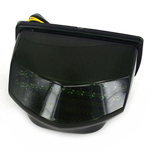Un Xin Queue de Frein arrière Tour Signal lumière arrière pour Honda Cbr600rr 2007–2012