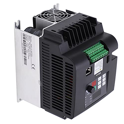 Inverter vettoriale, regolatore di velocità variabile di frequenza del motore dell'invertitore di vettoriale, uscita trifase 0-380V