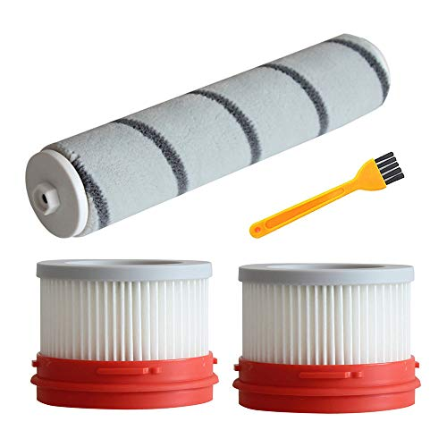 Huante Kit de Cepillo de Rodillo de Filtro para V9 / V9P / V10 Aspiradora Piezas Cepillo de Limpieza Accesorios para el Hogar