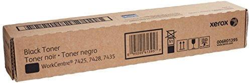 Xerox 006R01395 WorkCentre 7425, 7428, 7435 Tonerkartusche schwarz 36.000 Seiten