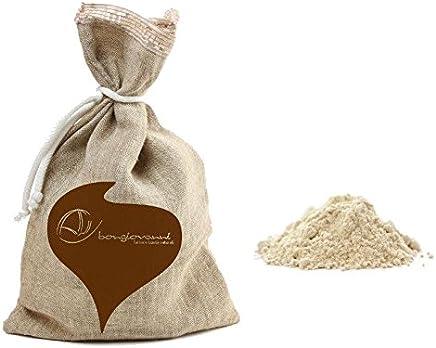 250 g de harina de trigo masa madre