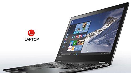 Compare Lenovo Flex 4 2-in-1 (80VE000DUS) vs other laptops