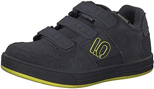 adidas Freerider Kids VCS Leichtathletik-Schuh, Grisei/Amasho/Negbás, 38 EU