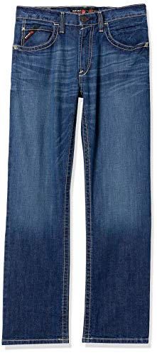 Ariat Men's M3 Flame Resistant Loose Fit Jean, Vortex...