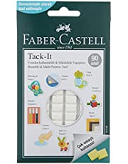 FABER-CASTELL 5130187093 Tack-it Karışık Renk 50gr. Karışık