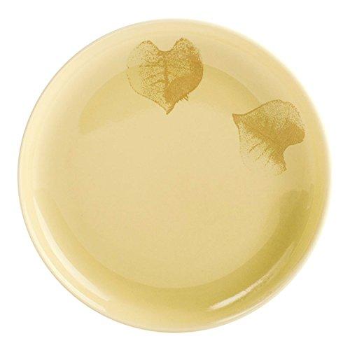 Kahla Mein Teemoment Gelbe Balance Untertasse/Snackteller 16 cm, Porzellan, 1 x 1 x 1 cm