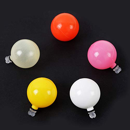 Thingamabobber Strike Indicator Airlock Strike Indicators - 5Pcs - 19mm/25.4mm - Random Color