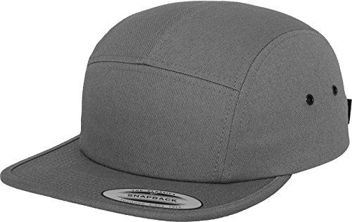 Flexfit Classic Jockey Cap, Darkgrey, one Size